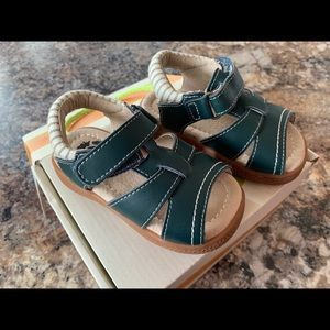 Livie and Luca leather sandals